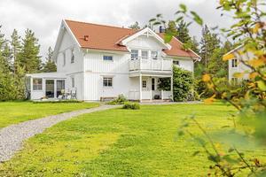 Vidarstigen 31 i Sundsvall såldes för 5,3 miljoner.
