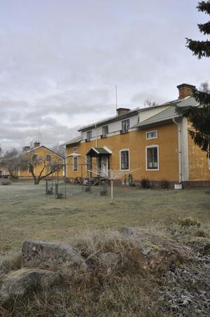 """""""Det saknades vitvaror och andra saker"""", säger Bengt Sundin på Migrationsverket."""