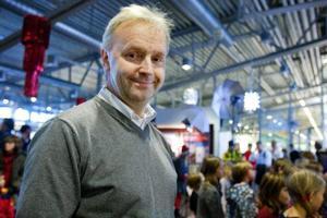 Nu ska turister lockas till Åre och Östersund i adventstider. Mats Forslund, vd Jämtland Härjedalen turism, tror att det går att vinna trovärdighet genom att olika aktörer satsar tillsammans.Foto: Ulrika Andersson
