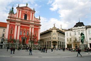Upptäck den slovenska maten i Ljubljana.