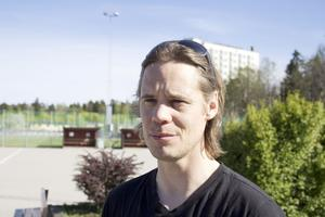Michael Andersson.