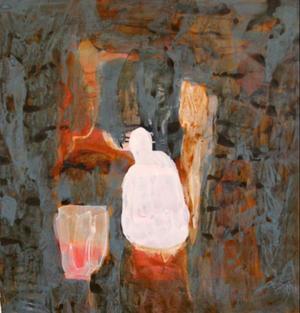 Susanne Fruncks utställning på Härke Konstcentrum är hennes femte separatutställning i Östersund.