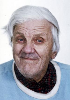 Sven Johansson är anmäld försvunnen.