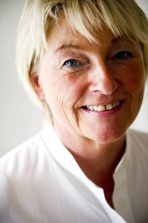 Britt Bohlin: minister med ansvarig för nordisk kultur.