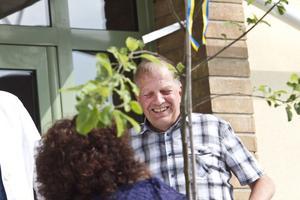 Välkänd. Läraren Lasse Hellström är en institution på Sätra skola. I går gjorde han sin sista arbetsdag.