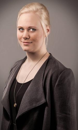 Katarina O'Nils Franke.