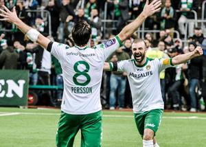 När Kennedy Bakircioglu förde upp i Hammarby igen var det hans största framgång i klubben, näst efter SM-guldet 2001.