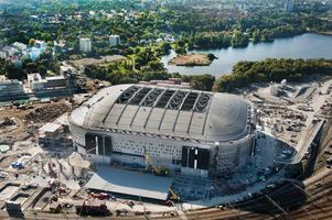 Nya Friends Arena ska arrangera Melodifestivalen och kanske schlager-EM.