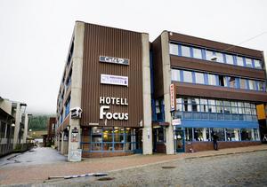 Hotell Focus, Örnsköldsvik.