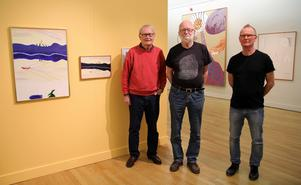 Jonas Sima, Ola Granath och Jöran Österman lyfter fram en närmast bortglömd konstnär från Hälsingland.