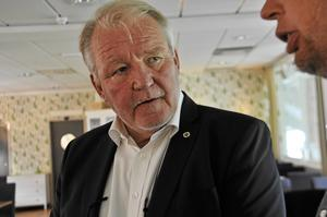 Johan Nikula, ordförande GIF Sundsvall, är