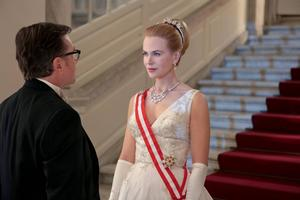 Tim Roth och Nicole Kidman som fursteparet Rainier och Grace i