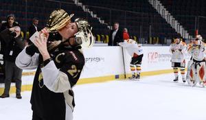 Ahlgren Bloom lade av 2015 och tog två SM-guld i AIK-tröjan som aktiv.