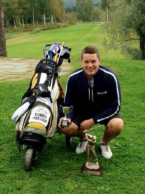Samuel Westrin, Öjestrands Golf Club.