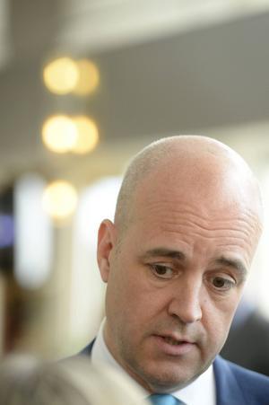 Landet Fredrik Reinfeldt är satt att styra har vänt hans nyliberala drömmar ryggen.