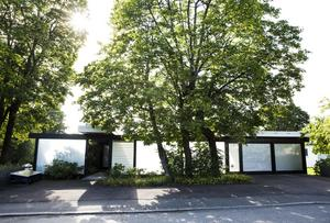 Villa Hanson – en arkitektdröm från  från 1963.