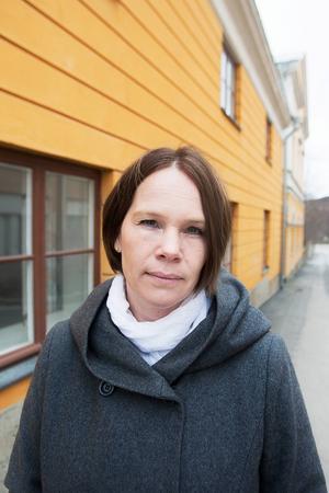 Elin Andersson arbetar med länets klimatanpassning.