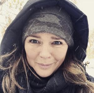 Malin Åkerström, en virrig, social och kreativ 5-barnsmamma född och uppvuxen i Björbo