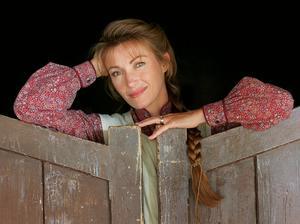 Jane Seymour som Dr Quinn 1996.