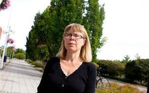 Carin Holmberg är bl.a. fil dr inom sociologi och författare. Foto: Sofie Lind