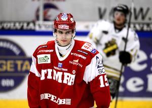 Emil Pettersson förstärker Modo Hockey i slutet av grundserien och i SHL-kvalet.