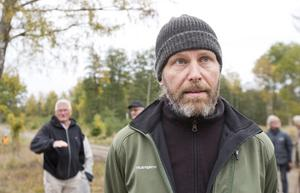Magnus Edström, miljöpartistiskt kommunalrå i Västerås