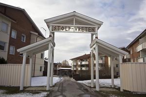 Stolpvretens äldreboende. Härifrån utgår Fagersta kommuns hemtjänst södra där delade turer snart ska tas bort.
