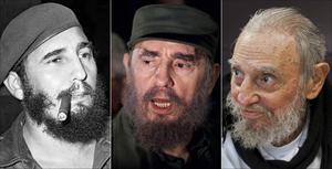 Fidel Castro har gått ur tiden. Han blev 90 år gammal.