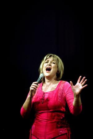 Meta Roos sjunger Ella i Falun i morgon.