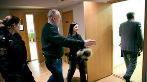 Kima George står åtalad för grova bedrägerier riktade mot Södertälje kommun med sitt hemtjänstbolag AB Hemtjänst.