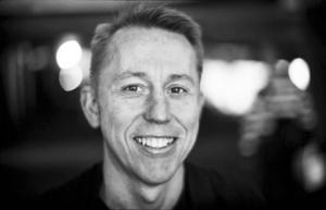 Berättargästen Hans Ingemansson skriver för tv och film.