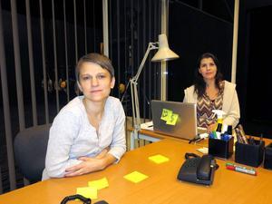 Malin Stenberg och Anna Berg har arbetat tillsammans förut och nu har de tagit sig an Bertolt Brechts