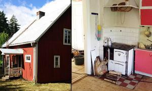 På andra plats bland veckans mest klickade bostäder ligger ett trähus i Öngård i Söråker.