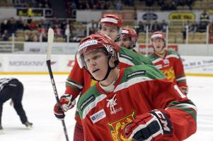 Daniel Viksten var överlägset målbäst i MIK under försäsongen och det var också han som inledde målskyttet mot Södertälje.