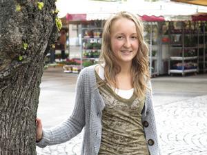 Efter några tuffa år mår Sofie Asp bra i dag. Hon hoppas att den blogg hon driver ska hjälpa andra med ätstörningar.