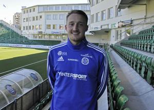 Smajl Suljevic hoppas på mycket mer speltid framöver med Giffarna.