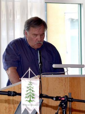 Allan Mattsson lämnade in tolv motioner innan nyår.