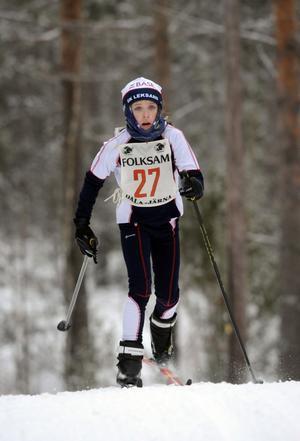 27 Malin Oskarsson, Leksand