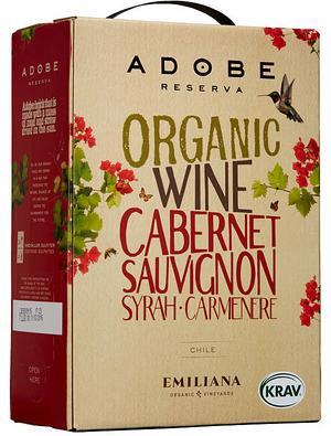 Adobe Cabernet Syrah Carmenere.
