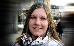 Helena Gardell, 33 år, falustudent: – Hinner inte med influensorna. Just nu har jag för mycket att göra!