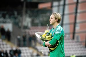 Patrik Carlgren fick nöja sig med lilla silvret.