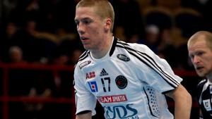 Niklas Winroth, tidigare VIB-spelare.
