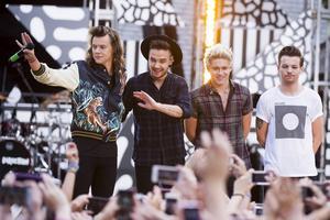 One Direction släpper videon till nya singeln