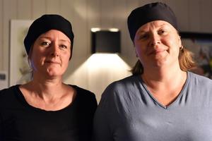 Karin Gysling och Mari Moberg driver Café Zorn och de startade verksamheten år 2014.