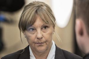 Madeleine Pettersson, åklagare.