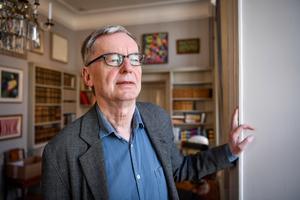 Foto: Erik Simander / TTAnders Olsson, tillförordnad ständig sekreterare för Svenska akademien.