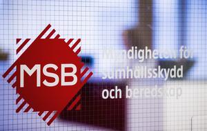 För arbete som inte är direkt kopplat till en räddningsinsats söks ersättning hos MSB. Det kan till exempel handla om samordning och krishanteringsstöd kopplat till bränderna. Foto: Johan Eklund / MSB Stockholm.