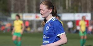 Matilda Ullström kom inte alls loss mot Bollstanäs – och hoppas att Rimbo får fart på anfallsspelet till matchen mot Gamla Upsala SK.