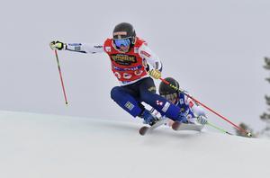 Segern på söndagen var Sandra Näslunds fjärde i karriären på Idre Fjäll.