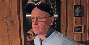 Roland Kristoffersson håller ett vakande öga över Härjedalsfotbollen.